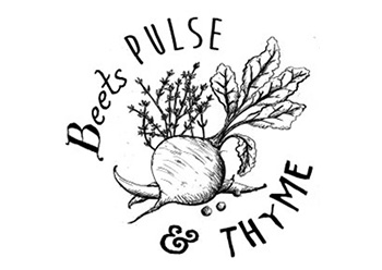 Beets Pulse and Thyme logo