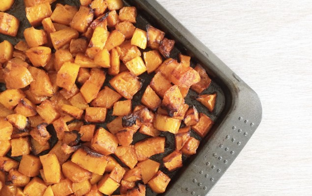 My favourite roasted butternut squash